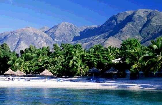 plage haiti